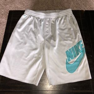 Nike SB Grey athletic Shorts Mens Size L